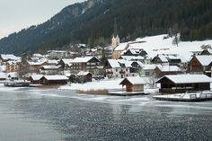 Weissensee, Autriche.