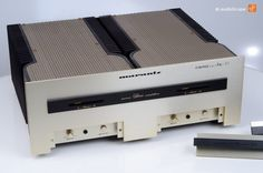 Marantz SM-10 Dual Mono Class A & Class B! This is an XXX-Rare Dual Mono Amplifier. Two Marantz MA 5 Class A Monos put together. You can switch between Class A and Class B operation. Unit delivers 2 x 30 Watts RMS in class A operation, and 2 x 120 in class B operation.