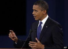 97. 10/4/12 HEADLINE: Offensive Anti-Obama Message Stuns During Debate