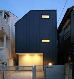 「狭小住宅 ガレージ」の画像検索結果