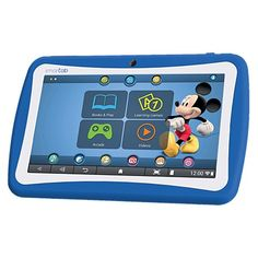 Smartab Junior 7 Inch Android Kids Tablet with Case Blue