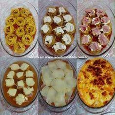 O Macarrão Assado Gratinado é um prato prático, completo e muito saboroso! Com ele, você não perde tempo na cozinha e ainda oferece uma refeição deliciosa