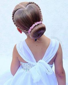 Crimped 5 Strand Braid - 20 Great 5 Strand Braid Hairstyles Worth Mastering - The Trending Hairstyle Little Girl Haircuts, Cute Little Girl Hairstyles, Baby Girl Hairstyles, Pretty Hairstyles, Braided Hairstyles, Toddler Haircut Girl, Little Girl Braids, Top 10 Haircuts, Girl Hair Dos