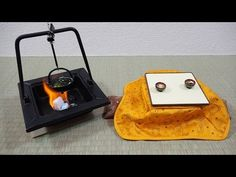 Meticulous Cook Prepares Miniature Japanese Dishes That are Cooked Over a Tiny Stove