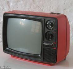 Televisor Sanyo años 70 vintage :: Vendido!