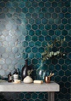 Kitchen Interior Design Exciting New Tile Trends for 2017 (And a Few Old Favorites Here to Stay) - Hi, my name is Nancy Mitchell, and I'm a tile addict