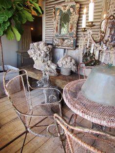 Donna Temple Brown\'s The Gray Door Antique Shop, Houston; Cote de ...