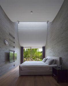 Великолепный проект акустического дома в Японии от компании NKS Architects