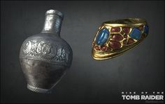 ArtStation - Rise of the Tomb Raider - Relics, Matt Bard Queen Of The Game, Tomb Raider Lara Croft, Rise Of The Tomb, My Doodle, Zbrush, Raiders, Sculpting, Artwork, Studs