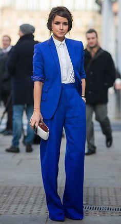 Pants suit Yellow Women Business Suits Blazer Female Office Uniform ... 88ce56b5a