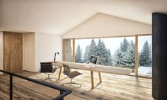 Küchel Architects • St. Moritz • Zürich