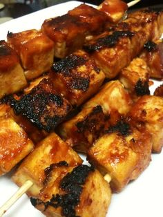 Chipotle, Tofu and Bbq tofu on Pinterest