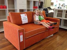 Lucas Innerspring Sofa Bed Lawson Chocolate For the Home