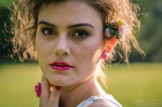 Fotograf: Marek Kumorkiewicz Modelka: Asia Make up: Mua and Monika Trojanowska