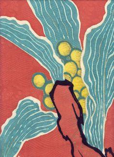 Detail of silk haori, Taisho era (1912-1926)