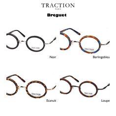 Apresento as cores disponíveis do modelo Breguet da Traction Productions. #innovaoptical #tractionproductions #breguet #weselldesignforliving #design #eyewear #oculos #madeinfrance #handmade