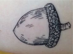 TheBurningBeard: Tattoo Acorns are awesome BTW