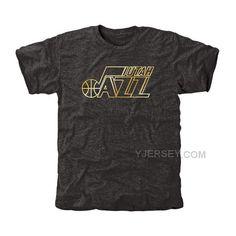 http://www.yjersey.com/utah-jazz-gold-collection-tri-blend-tshirt-black-for-sale.html UTAH JAZZ GOLD COLLECTION TRI BLEND T-SHIRT BLACK FOR SALE Only $27.00 , Free Shipping!
