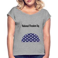 National Freedom Day | American Flag Apparel Freedom Day, American Flag, Baby Kids, Crop Tops, Women, Fashion, Elegant, Men, Moda
