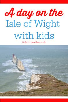 A day trip to the Isle of Wight with kids including The Needles and other family attractions that you must see when you're visiting with children and a car. This post is part of the Parkdean Resorts campaign Dog Travel, Family Travel, Day Trips Uk, Visit Isle Of Wight, Isle Of Wight Festival, Family Days Out, Family Adventure, Travel Inspiration, Coastal