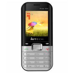 Dual Sim, 0.3 Megapixels, Social Networking. Read More www.hitech-mobiles.com