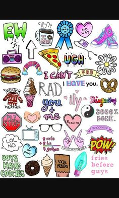 Stickers wallpaper: for my ipad Cute Backgrounds, Cute Wallpapers, Wallpaper Backgrounds, Iphone Wallpaper, Laptop Backgrounds, Wallpaper Stickers, Tumblr Stickers, Cute Stickers, Tumblr Wallpaper