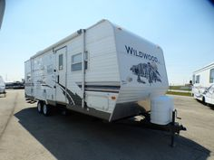 Used 2008 Forest River RV Wildwood LE 26TBSS Travel Trailer at General RV | Wixom, MI | #137623
