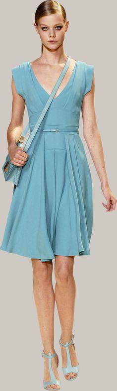 #ELIE SAAB Ready-to-Wear Spring Summer 2013