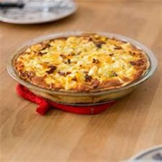 ORE-IDA Sweet and Savory Bacon Quiche - Allrecipes.com