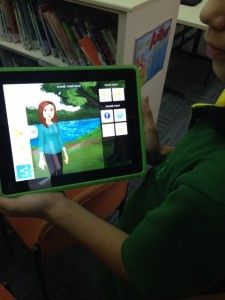 Tech & Learning - AppClass: Trying Tellagami