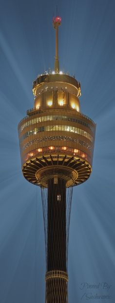 Sydney Tower / Centrepoint Tower, #NSW, #Australia #SydneyTower