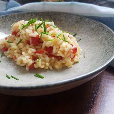 Inspiration til sunde opskrifter - 45 lækre og sunde opskrifter. – #Hashtagmor Rice, Pasta, Ethnic Recipes, Food, Eten, Noodles, Meals, Pasta Dishes, Diet
