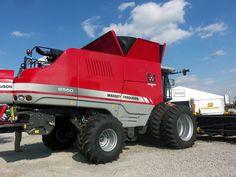 Massey-Ferguson Trident 9560