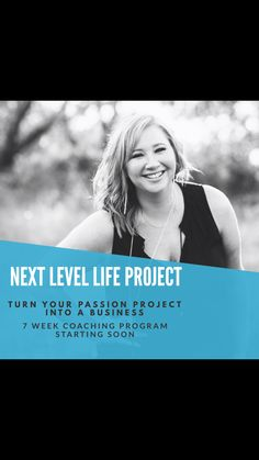 Passion Project, Coaching, Business, Projects, Life, Training, Log Projects, Blue Prints, Store