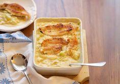 13 tepsis csirke vacsorára - gyors és egyszerű receptek | Mindmegette.hu Poultry, Macaroni And Cheese, Lunch, Diet, Chicken, Ethnic Recipes, Food, Minden, Quotes
