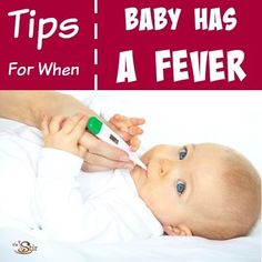 Tips for when baby has a fever: when to call the doc or wait and see http://thestir.cafemom.com/baby/180209/baby_fever_dangerous_too_highhttp://thestir.cafemom.com/baby/180735/stop_baby_taking_diaper_off?utm_medium=sm&utm_source=pinterest&utm_content=thestir