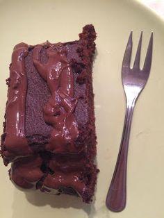 Συνταγές από την Anastasia Flowerbird: Υπέροχο κέικ σοκολάτας