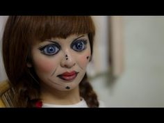 Annabelle Makeup 2014 - YouTube