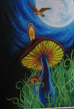 Owls by BenjiiBen.deviantart.com