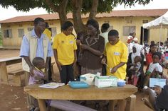 Mass vaccination in Uganda: Lions Clubs dedication to eliminating measles