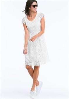 Tea Lace Dress
