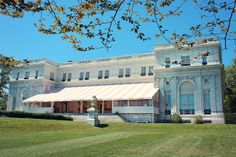 Back view of Rosecliff | Flickr - Photo Sharing! (Newport, RI)