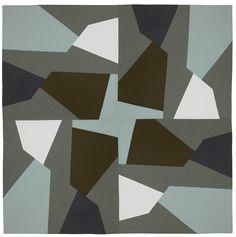 Bedspread Grey, 250 x 250 cm
