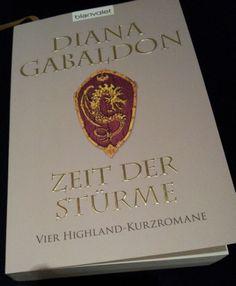 Macht Lust auf den nächsten Roman mit Jaime und Claire.