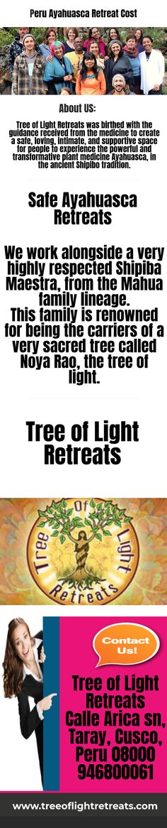 Tree of Light Retreats (retreatstreeoflight) on Pinterest