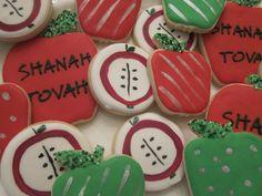 Rosh Hashanah Cookies