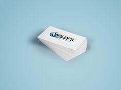 Logo Design | Visual Identity | Branding WILLY'S