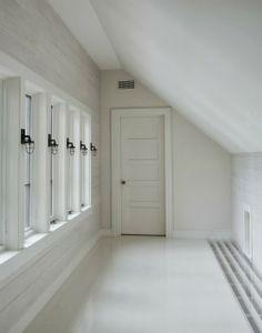 Hallway Wettling Architects