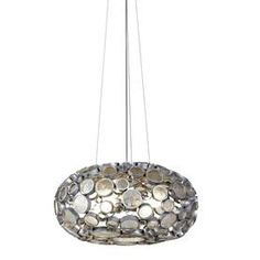 Varaluz�Fascination 24-in W Nevada Pendant Light with Shade
