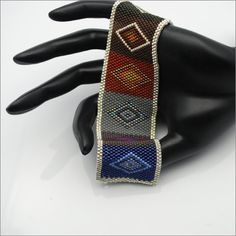 MULTI SOUTHWEST by BeadazzledofOregon on Etsy, $65.00